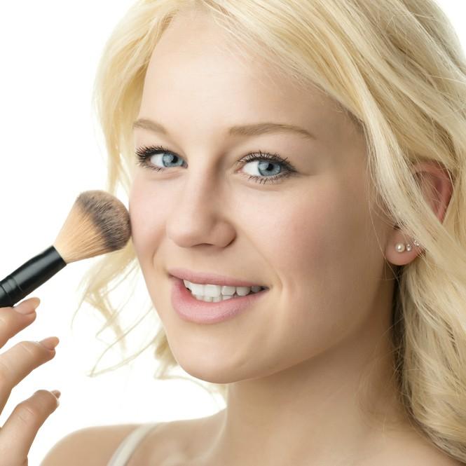 Workshop minerale make-up voor schoonheidsspecialiste