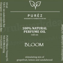 "PURÈZ ""Bloom"" Perfume Oil 10ml"